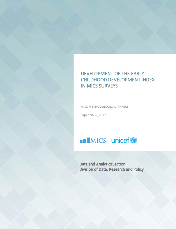 DEVELOPMENT OF THE EARLY CHILDHOOD